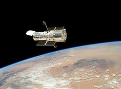 Hubble - Gives us exciting pictures, never before captured, of our great Universe. Wondrous discoveries in the heavens!