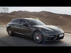 NEWCARNET - Porsche has added a new bodystyle to its Panamera range - revealing the more spacious Sport Turismo. The new model is more versatile with an incr. Car Videos, Porsche, Range, Ads, Vehicles, Sports, Tourism, Hs Sports, Cookers