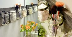 The following post was originally featured on The DIY Playbook and written by Casey Finn, who is part of POPSUGAR Select Home.  Does anyone else have an obsession with mason jars? I don't know what it is about them . . . but they are just so adorable.