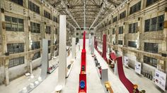 GamFratesi | Design of the exhibition Danish Pulse in Shanghai, China | December 2013