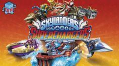 Skylanders SuperChargers Presentation Demonstration