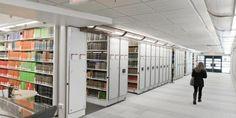 Montel SafeAisle Mobile Storage - public areas