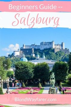 austria travel | travel guides | salzburg austria | salzburg things to do in | solo female travel | europe