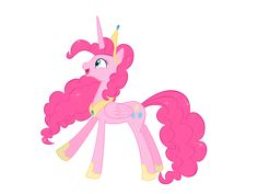 Princess Pinkie Pie by Nianara.deviantart.com on @DeviantArt