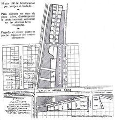 Historias matritenses: Las paradas de la Ciudad Lineal – Parada 1