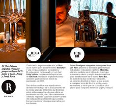 #hotelomm #rocabarcelona #rocamoo #rocabar #gastronomicrestaurant