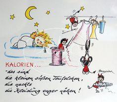 Heidemarie Brosien - KALORIEN - Passe-Partout-Bild