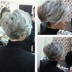 ideal bob hairstyles for women over Ideale Bob-Frisuren für Frauen über 50 Hair plays an important role in improving a woman& excellence. Both young and female operators are related …, # # Check more at www. Bob Hairstyles 2018, Long Pixie Hairstyles, Hairstyles Over 50, Short Hairstyles For Women, Bob Haircuts For Women, Great Haircuts, Curly Hair Styles, Pixie Bob Haircut, Pixie Haircut Styles
