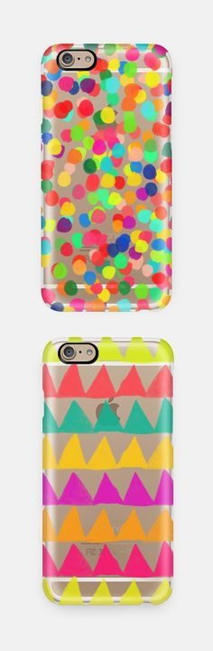 Colorful iPhone cases! Available for iPhone 6, iPhone 6 Plus, iPhone 5/5s, Samsung Cases and many more. Perfect Christmas gift idea