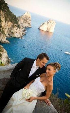 Bill and Giuliana Rancic on there wedding day!