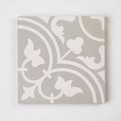 Named for one of the most recognizable players in Canadian hockey history, the Guy La Fleur is one of the most recognizable classic patterns in cement Encaustic Tile, Color Shades, Sacred Geometry, Cement, Classic Style, Hockey, Wolf, Curves, Contrast