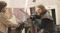 Jaime Lannister vs Ned Stark