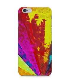 Beautiful Colorful Abstract Picture 3D Iphone Case for Iphone 3G/4/4g/4s/5/5s/6/6s/6s Plus - ARTXTR0085 - FavCases