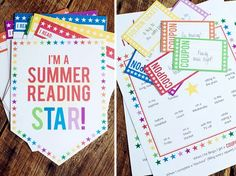 Summer Reading Program for Kids - great way to encourage reading over the summer for older kids