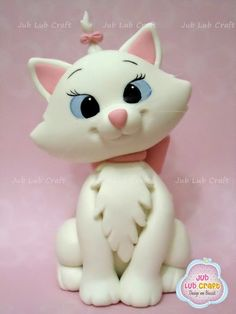 Jub Lub Craft: Gatinha Marie                                                                                                                                                                                 More