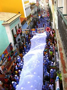 Carnaval, Salvador de Bahia, Brazil