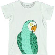 T-Shirt Parrot | Mini Rodini | Daan en Lotje http://daanenlotje.com/kids/meisjes/t-shirt-parrot-001701