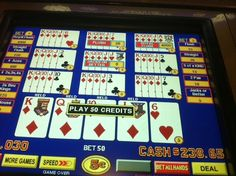 A New Way To Play Video Poker