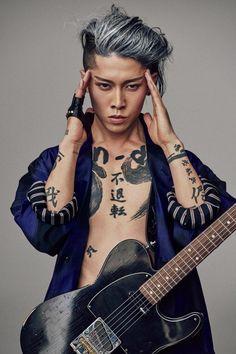 Asian Boys, Asian Men, Dir En Grey, Best Albums, Young Fashion, Asian Fashion, Jolie Photo, Asian Actors, Fotografia