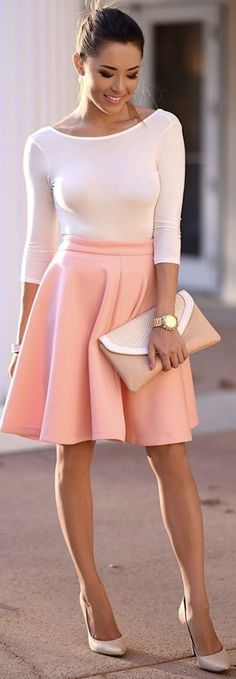 cute basic look - you don't need more