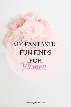 Some fun and interesting #products for #women to try.