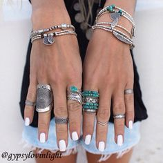 Sweetheart Ring - turquoise