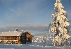 Saariselkä. Finland