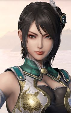 Xing cai daughter of zhang fei and protector to lord liu shan Anime Art Fantasy, 3d Fantasy, Fantasy Images, Fantasy Warrior, Fantasy Women, Fantasy Girl, Fantasy Artwork, Beautiful Fantasy Art, Beautiful Anime Girl