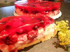 Verboten gut ⚠: Mascarpone ~ Beeren ~ Torte