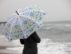 """37 gilla-markeringar, 3 kommentarer - Folkownia.pl (@folkownia) på Instagram: """"Piękny parasol kaszubski na deszcz i niepogodę, od dziś w naszej ofercie…"""""""