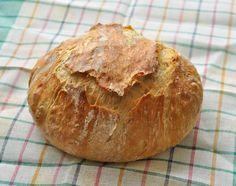 Nemiesený chlieb - recept na Dobroty.sk