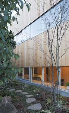 Nerima House in Tokyo by Swedish Architects Elding Oscarson - NordicDesign