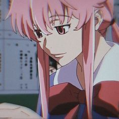 Mirai Nikki Future Diary, Matching Profile Pictures, Danganronpa Characters, Best Waifu, Dark Souls, Hopeless Romantic, Manga, Yandere, Art