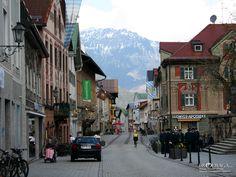 Garmisch-Partenkirchen travel photo | Brodyaga.com image gallery: Germany Bayern