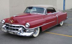 Cadillac Convertible 1953...Re-pin brought to you by #bestrate on #AutoInsuranceinEugene at #HouseofInsurance
