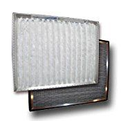 16 1/2 x 21 1/2 x 1″ Hinge HealthSmart Air Conditioner Filter with (1) year supply of MicroSponge pads