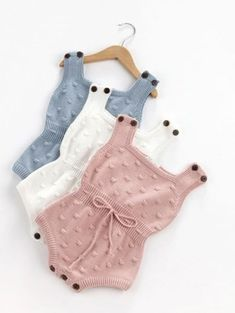 2017 Ins Hot Knitted Romper Christmas Newborn Boy Suits for baby Girls Baby rompers Ovearlls Ruffles Princess Kids Girl Romper Baby Girl Romper, Cute Baby Girl, Baby Girl Dresses, Baby Dress, Girl Outfits, Baby Girls, Baby Boy, Baby Onesie, Baby Girl Gifts