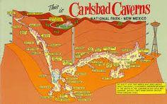 Resultado de imagen para CARLSBAD CAVERNS IMAGENES