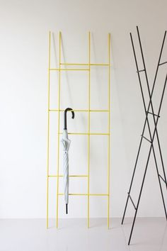 Ladder Coat Rack : yenwen tseng