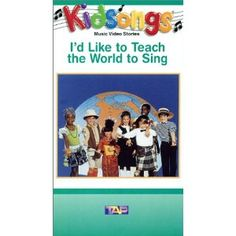 Kidsongs. I loved these videos!