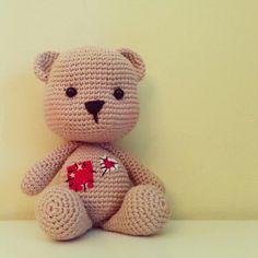 Bimbo #crochet #amigurumi