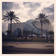 Uber cool architecture - Dali style
