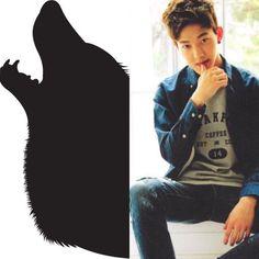 Supernatural&kpop // Werewolf // Dowoon of DAY6