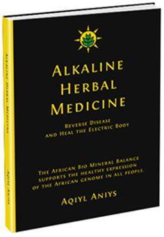 Alkaline Herbal Medicine - Dr Sebi Book Journal of Herbal Medicine