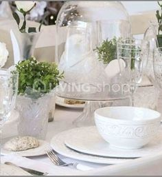 Romantisch landelijk tafelservies #JLINE LIVINGshop #webshop