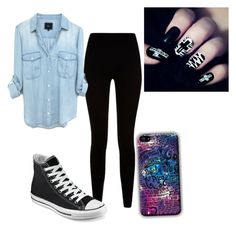"""Lazy day"" by nickibrian on Polyvore"
