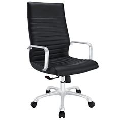 vl105 leather executive high back chair business center meeting