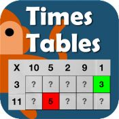 Little Monkey Apps Times tables provides the repetition required for the mastery of times tables with innovative presentation and delivery. No more 20 out of 20!  Little Monkey App Times tables presents students with a random grid of 81 spaces asking multiplication questions from numbers 1 through 12. Unlike flash card methods, individual tables or multiple choices, students must use their knowledge to commit to a specific answer. 10MB