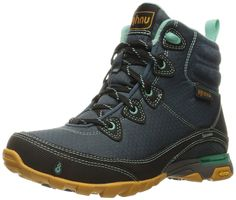 Ahnu Women's W Sugarpine Wp Hiking Boot * This is an Amazon Affiliate link. You can find more details by visiting the image link.