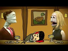 HAMIBAL. Hilarious YouTube video series of #Hannibal Season 3 recaps as told by puppet theater.